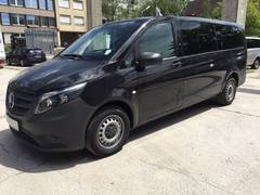 Автомобиль Mercedes-Benz VITO Tourer, 9 мест для аренды в аэропорту Прага