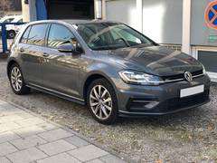 арендовать Volkswagen Golf 7 в Чехии