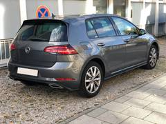 Автомобиль Volkswagen Golf 7 для аренды в аэропорту Прага