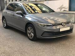 арендовать Volkswagen Golf 8 в Чехии