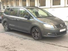 арендовать Volkswagen Sharan 4motion в Чехии