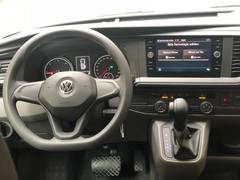 Автомобиль Volkswagen Transporter Long T6 (9 мест) для аренды в Чехии